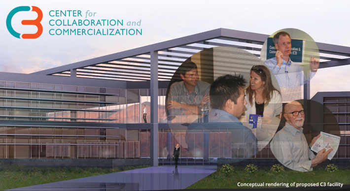 Center for Collaboration and Commercialization