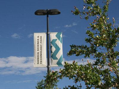 Park Banner