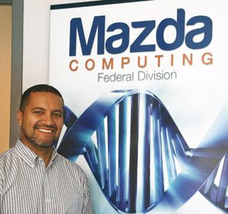 Danny Ruiz, Federal Development - Mazda Computing